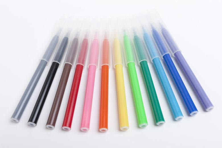 水性ペン,落とし方,ペン