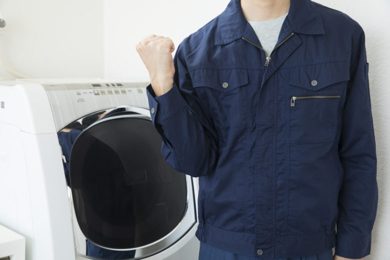 洗濯機,ティッシュ,業者