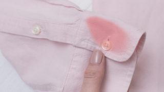 漂白剤,ピンク