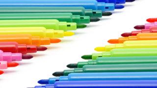 水性ペン,落とし方