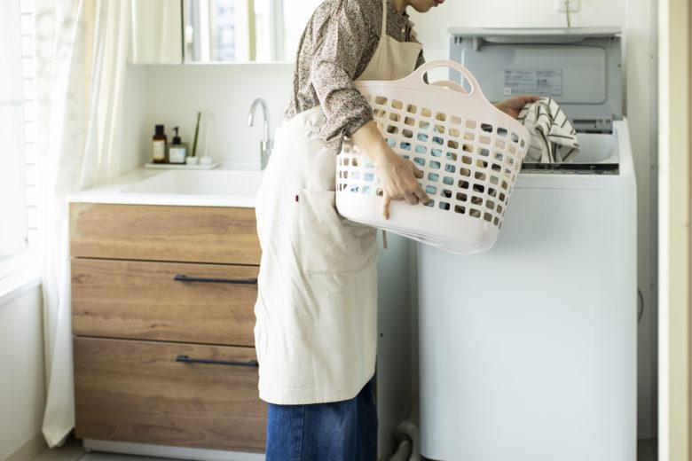 洗濯機,つけおき洗い,洗濯物