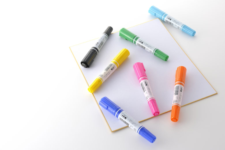 油性ペン,落とし方