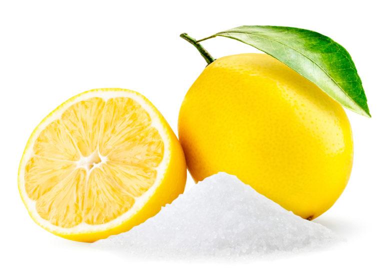 クエン酸,洗濯,レモン